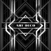 Art deco grille — Stock Vector