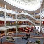 Modern Shopping Mall — Stock Photo #14028948
