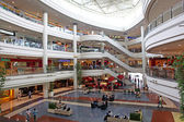 Modern Shopping Mall — Foto Stock