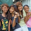 Filipino Girls. — Stock Photo
