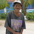 Foto de Stock  : Old Filipino Man