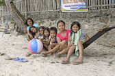 Philippine Children — Stock Photo