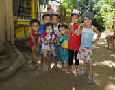Neighborhood Children — Stock Photo