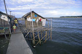Seaside Shanty Home — Stock Photo