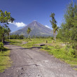 Mayon Volcano — Stock Photo #19962461