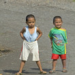Filipino Boys with Attitude — Stockfoto