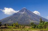 Mount Mayan Volcano — Stock Photo