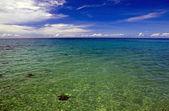 Bohol Sea Horizon — Stock Photo