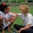Interracial Friendship - 