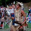 Stock Photo: Native AmericDancer