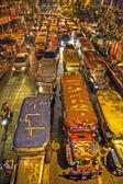 Traffic Jam in Manila — Stock Photo