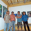 Baguio City Art Guild — Foto Stock