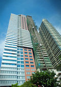 Manila Condominiums — Stock Photo