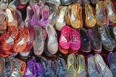 Sapatos de plástico — Fotografia Stock
