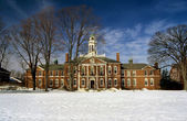 Baker Library at Dartmouth College — Stock Photo