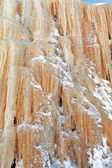 Mineralized Icicles — Stock Photo