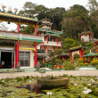 Chinese Bell Church Baguio Philippines — Stock Photo