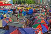 Baclaran Market Manila — Stock Photo