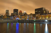 Montreal At Night 2 — Stock Photo