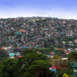 Baguio Philippines Congested Living Conditions — Stock Photo