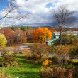 New England Autumn Scenic — Stock Photo #36735587