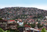 Baguio Philippines Overpopulation — Stock Photo