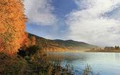 Herbst rive — Stockfoto