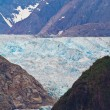 Glaciers in the distance - Alaska — Stock Photo