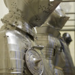 Suits of armor — Stockfoto