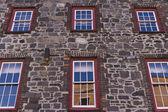 Architectural windows — Stock Photo
