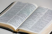 King james bible — Stock Photo