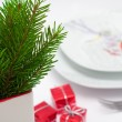 Christmas menu concept — Stock Photo #17002535