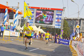 Sibirische marathon — Stockfoto