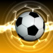 Soccer Ball Sport Background 24 (HD) — Stock Video #17362033