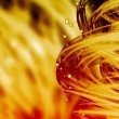 Stock Video: Energy Light Streaks - Abstract Background 75 (HD)