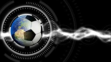 Soccer World Background 25 (HD) — Vidéo