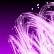 Stock Video: Light Streaks - Abstract Background 73 (HD)