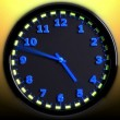 Sport 3D Clock — Stock Video