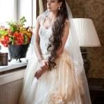 Beautiful bride — Stock Photo #15274153