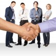 Business handshake — Stock Photo #15526575