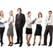 Business team — Stockfoto #15526579
