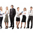 Business team — Stock Photo #15526579