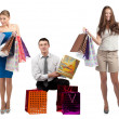 Shopping — Stock Photo #15639571