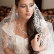 Beautiful bride - 图库照片