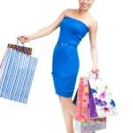 Shopaholic — Stock Photo #17638639