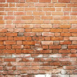 Red Brick Wall — Stock Photo #32469595
