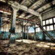 Stock Photo: Old factory