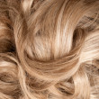 blond hair — Stock Photo