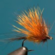 Fly fishing lure — Stock Photo