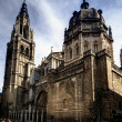 Stock Photo: Cathedral of Toledo 2